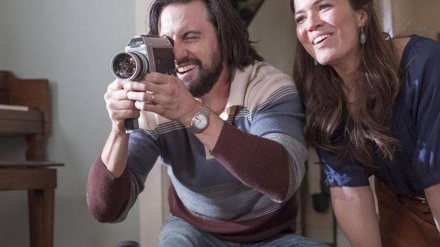 Le jean porté par Jack Pearson (Milo Ventimiglia) dans This Is Us (S02E09)