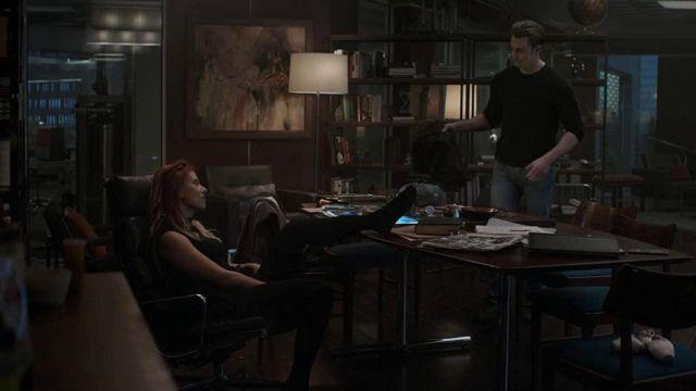 Denim Jeans worn by Steve Rogers / Captain America (Chris Evans) in Avengers: Endgame