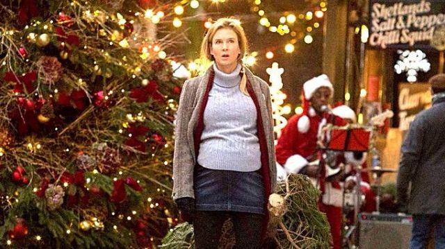 Turtleneck sweater worn by Bridget Jones (Renée Zellweger) as seen in Bridget Jones's Baby