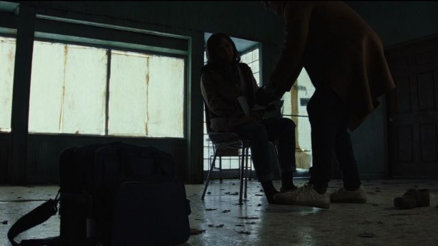 Maison Margiela sneakers worn by Ransom Drysdale (Chris Evans) as seen in Knives Out
