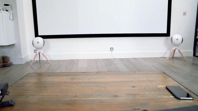 L'enceinte Devialet de Squeezie dans la vidéo YouTube les gars j'suis devenu ingénieur