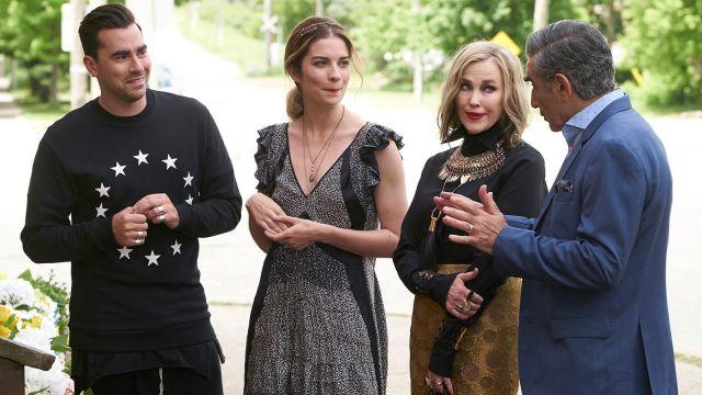 Dress worn by Alexis Rose (Annie Murphy) as seen in Schitt's Creek (S03E11)