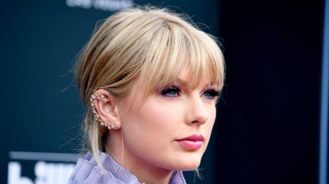 Boucle d'oreille  de Taylor Swift_Billboard Music Awards 2019