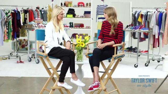 Chaussures portée par Taylor Swift dans Taylor Swift on Style: Part 3