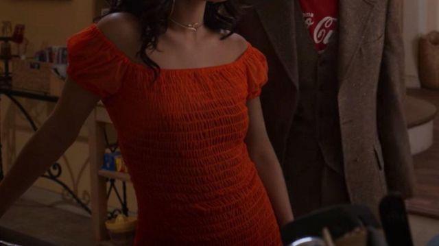 Dress of Izzie Fivel Stewart in Atypical