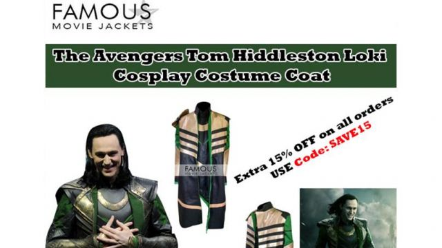 Made for all the Tom Hiddleston lovers, this Loki Coat has been crafted with genuine leather material to enrage the want of crazy fashion enthusiasts. (Tom Hiddleston) in Avengers: Endgame