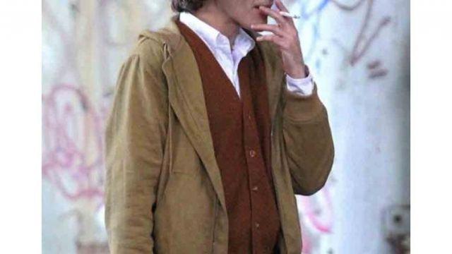 Classy Hooded Jacket of Arthur Fleck (Joaquin Phoenix) in Joker