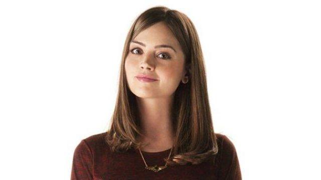 The Aztec necklace / Le collier aztèques de Clara (Jenna Coleman) dans Doctor Who (S07E07)