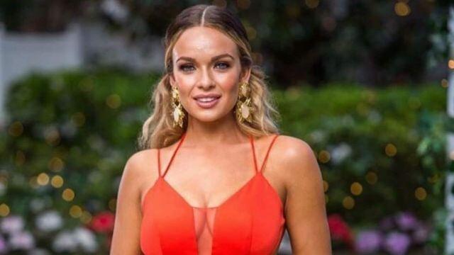 Florentina Earrings Worn By Abbie Chatfield In The Bachelor Australia Spotern