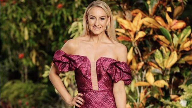 Christina Hoop Boucles d'oreilles portées par Alisha Aitken-Radburn dans Bachelor in Paradise Australie