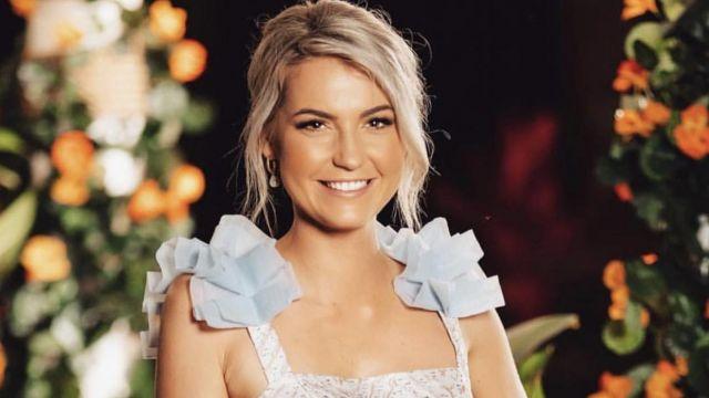 Ava Boucles d'oreilles portées par Shannon Baff en Bachelor in Paradise Australie