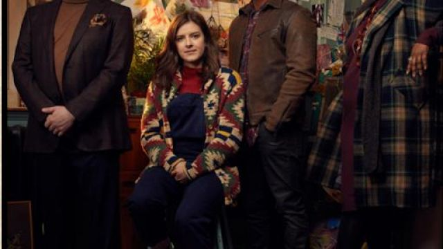 Woolen Jacket of Sophie Norman (Aisling Loftus) in A Discovery of Witches (S01E08)