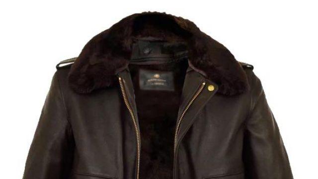 This jacket used by Jordan Belfort (Leonardo DiCaprio) in The Wolf of Wall Street