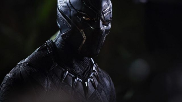 A tribute to Black Panther Jacket of T'Challa / Black Panther (Chadwick Boseman) in Black Panther