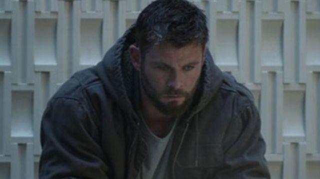 Hooded Jacket of Thor (Chris Hemsworth) in Avengers: Endgame