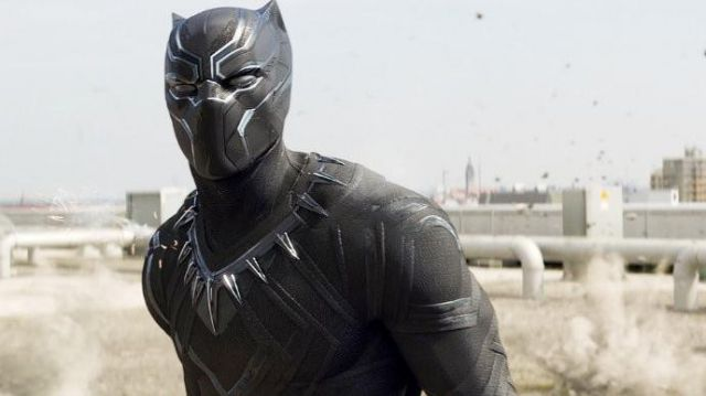 Black Leather Jacket of T'Challa / Black Panther (Chadwick Boseman) in Avengers: Infinity War