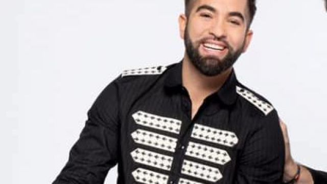 Shirt of Kendji Girac in The Voice Kids