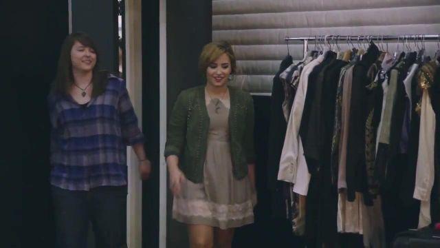 Dress worn by Demi Lovato in Demi Lovato: Jessie's mentorship episode [2013 ACUVUE® 1 DAY Contest]