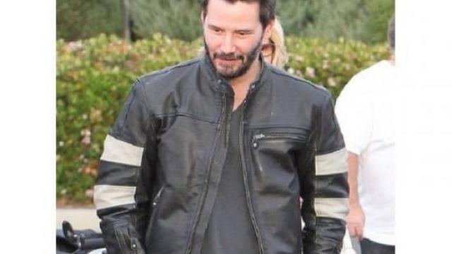 Biker Jacket of John Wick (Keanu Reeves) in John Wick