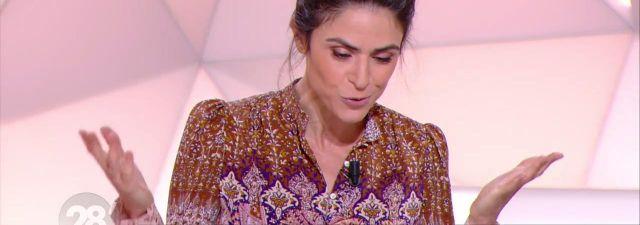 Shirt sleeves balloon printed Sonia Chironi in 28 minutes