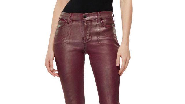 Shimmer Jeans of Jane Kano (Ella Balinska) in Charlie's Angels