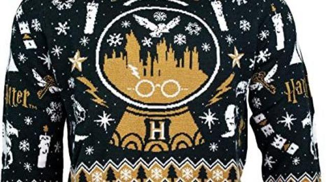 Pullover Harry Potter de Harry Potter (Daniel Radcliffe) dans Harry Potter à l'école des sorciers