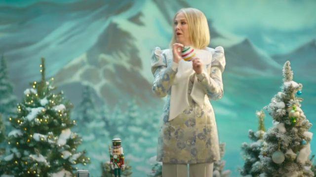 Robe à fleurs de Catherine O'Hara dans A Call To Joy