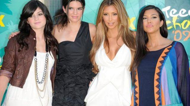 Robe portée par Kendall Jenner dans l'émission Teen Choice Awards