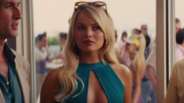 Versace Sunglasses of Naomi Lapaglia (Margot Robbie) in The Wolf of Wall Street