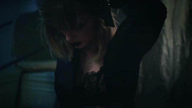 Le soutien-gorge porté par Taylor Swift dans son clip I Don't Wanna Live Forever avec Zayn