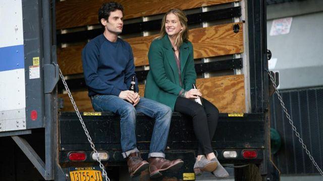 Boots Shoes worn by Jod Goldberg (Penn Badgley) as seen in YOU S01E08