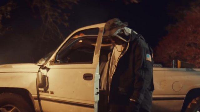 Jacket worn by Ski Mask the Slump God in his LA LA music video