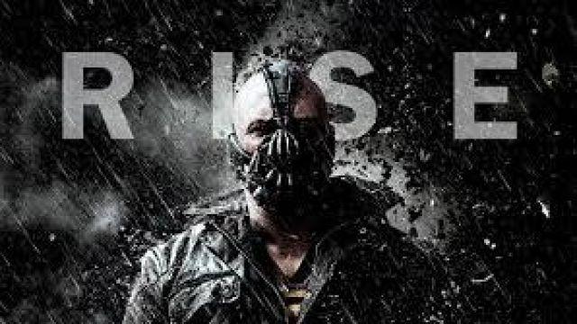 THE DARK KNIGHT RISES BANE COAT worn by Bane (Tom Hardy) in The Dark Knight Rises