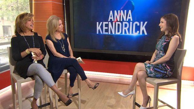 Robe portée par Anna Kendrick dans l'émission Today