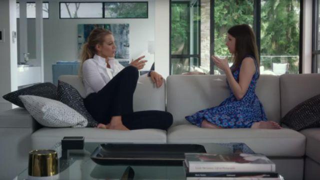 Robe portée par Stephanie Smothers (Anna Kendrick) dans L'Ombre d'Emily