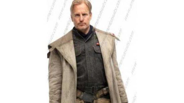 Solo A Star Wars Story Woody Harrelson Coat worn by Beckett (Woody Harrelson) in Solo: A Star Wars Story