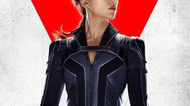 Leather Jacket of Natasha Romanoff / Black Widow (Scarlett Johansson) in Black Widow