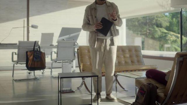 Pantalon porté par Benjamin (Diego Martín) dans Élite (S04E04)