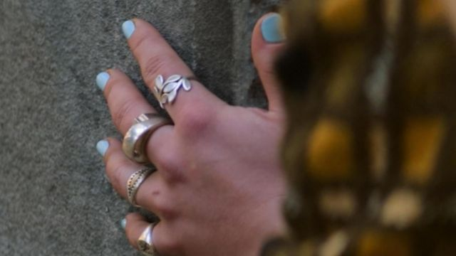 Yelena Belova's ring
