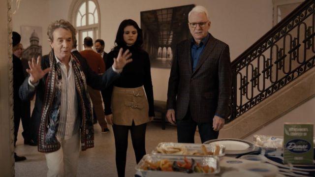 Forever 21 Côtelé Col Roulé Haut porté par Mabel Mora (Selena Gomez) comme on le voit dans Seuls les Meurtres dans le Bâtiment (S01E02)
