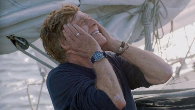 La Seiko SKX175 de Robert Redford dans All is Lost