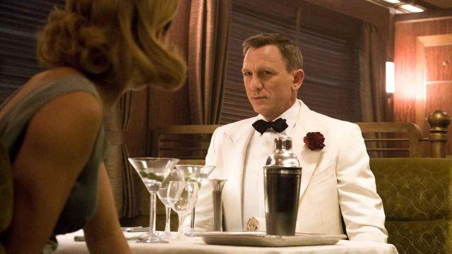 Costume 2 Piece Tom Ford Worn By James Bond Daniel Craig