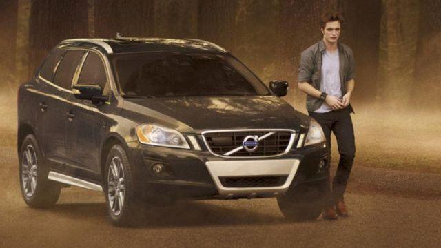 The car of Edward Cullen in Twilight : Temptation