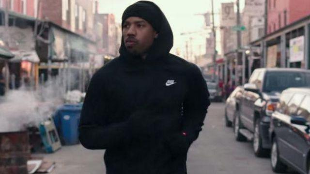 Sweatshirt with hoodie Air Jordan's Adonis Creed (Michael B