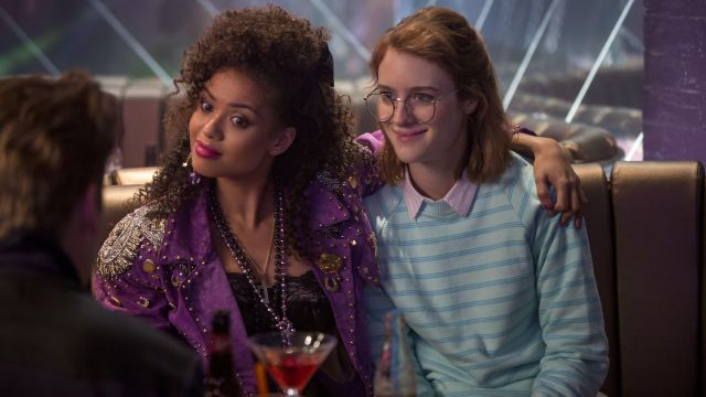 Eyeglasses Yorkie (Mackenzie Davis) in Black Mirror S03E04