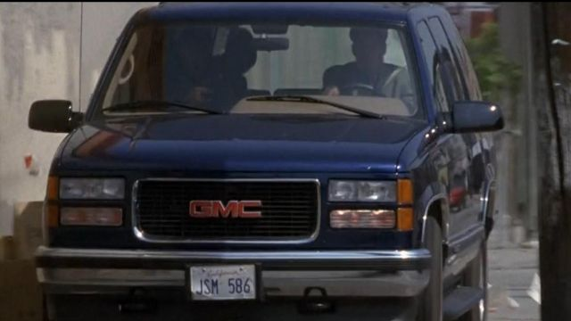 The GMC Yukon in Nothing to Lose