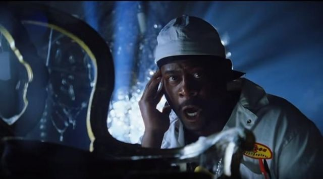 The authentic combination of dératiseur Marcus (Martin Lawrence) in Bad Boys II