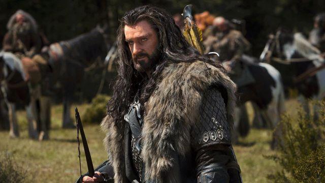 Le costume de Thorin Écu-de-Chêne (Richard Armitage) dans Le Hobbit