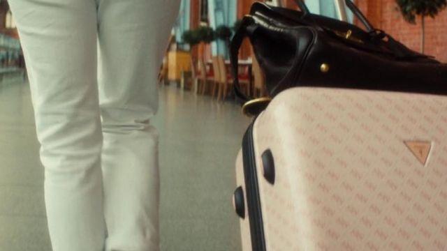 Guess La Vida Suitcase used by Bridget Jones (Renée Zellweger) in Bridget Jones's Baby