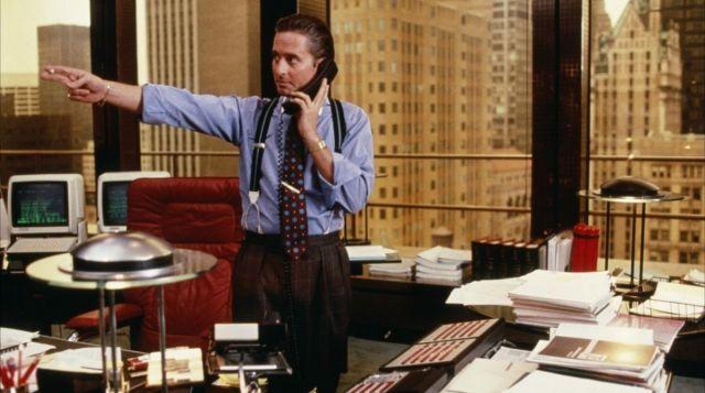 Mariani, Président Exécutif de Gordon Gekko (Michael Douglas) à Wall Street